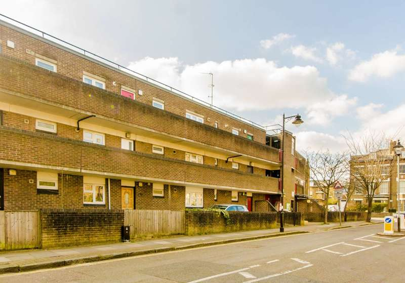 2 Bedrooms Flat for sale in Hartham Road, Islington, N7