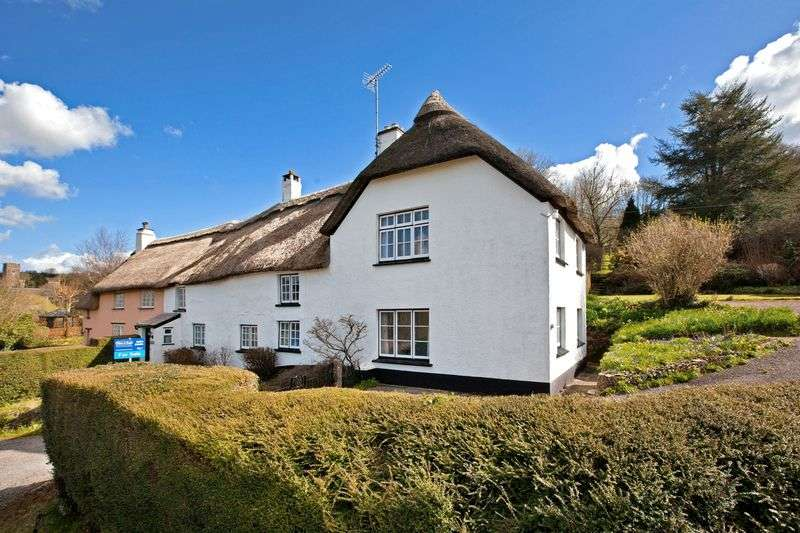 4 Bedrooms Semi Detached House for sale in Bickleigh, Nr Tiverton