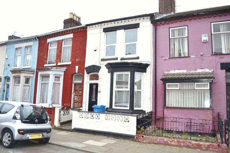 3 Bedrooms Terraced House for sale in Roxburgh Street, Walton, Liverpool