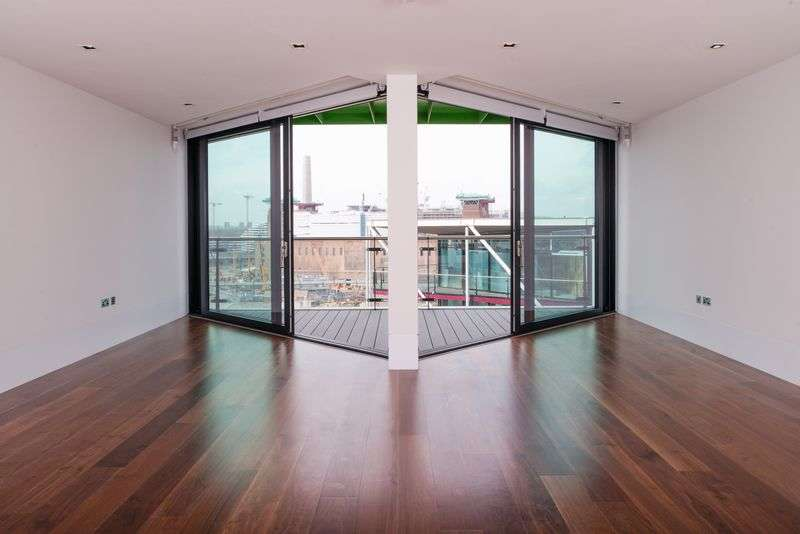 3 Bedrooms Flat for sale in Riverlight Four, Riverlight Quay, London