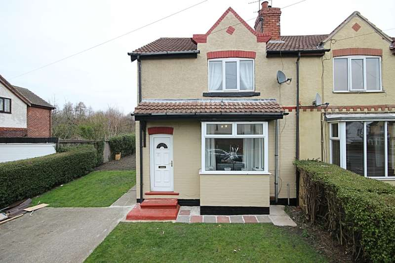 3 Bedrooms Semi Detached House for sale in Frederick street, Goldthorpe, South Yorkshire, S63