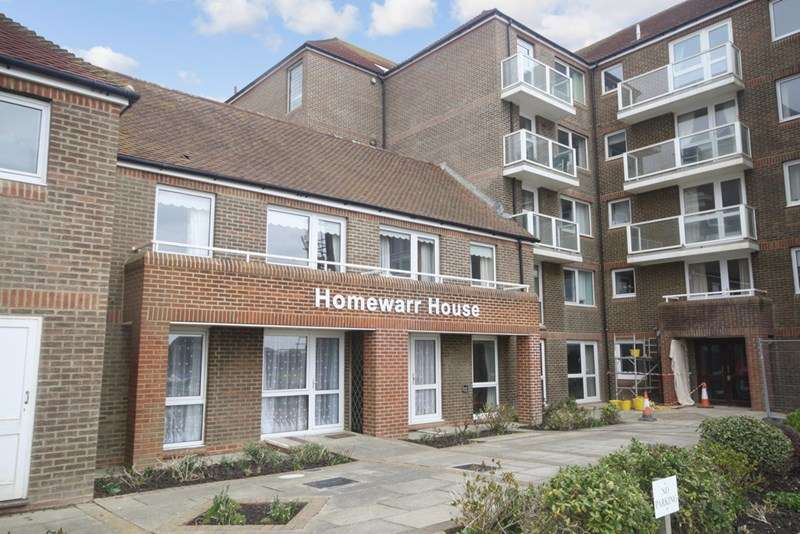 1 Bedroom Retirement Property for sale in Homewarr House, Bexhill-on-Sea, TN40 1PL