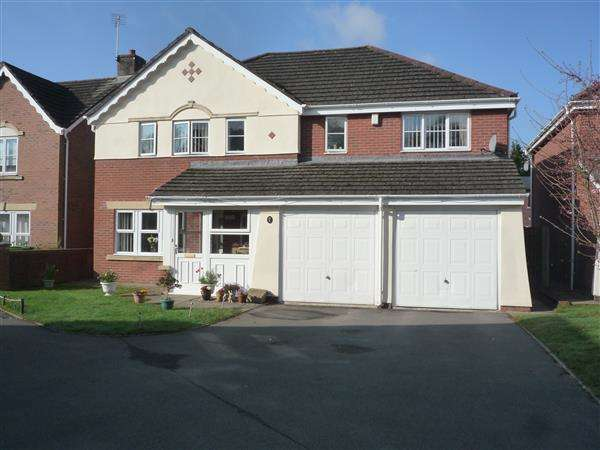5 Bedrooms House for sale in Clos y Gamlas, Whitchurch, Cardiff