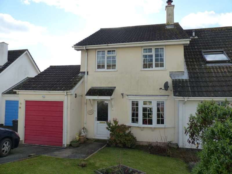 3 Bedrooms Semi Detached House for sale in Gratton Drive, Chillington