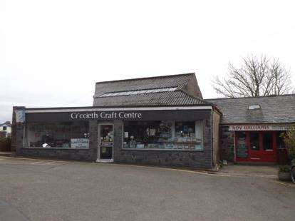 Retail Property (high Street) Commercial for sale in Criccieth, Gwynedd, LL52