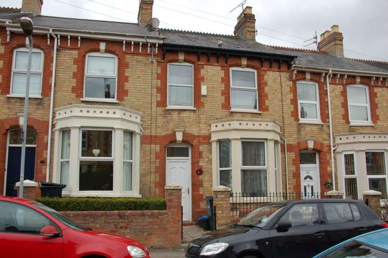 2 Bedrooms Terraced House for sale in Leslie Avenue, Taunton