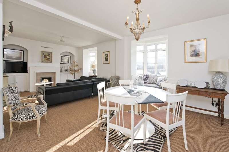 4 Bedrooms Apartment Flat for sale in Latymer Court W6