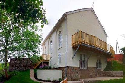 4 Bedrooms Detached House for sale in Ffordd Y Llan, Treuddyn, Flintshire, CH7