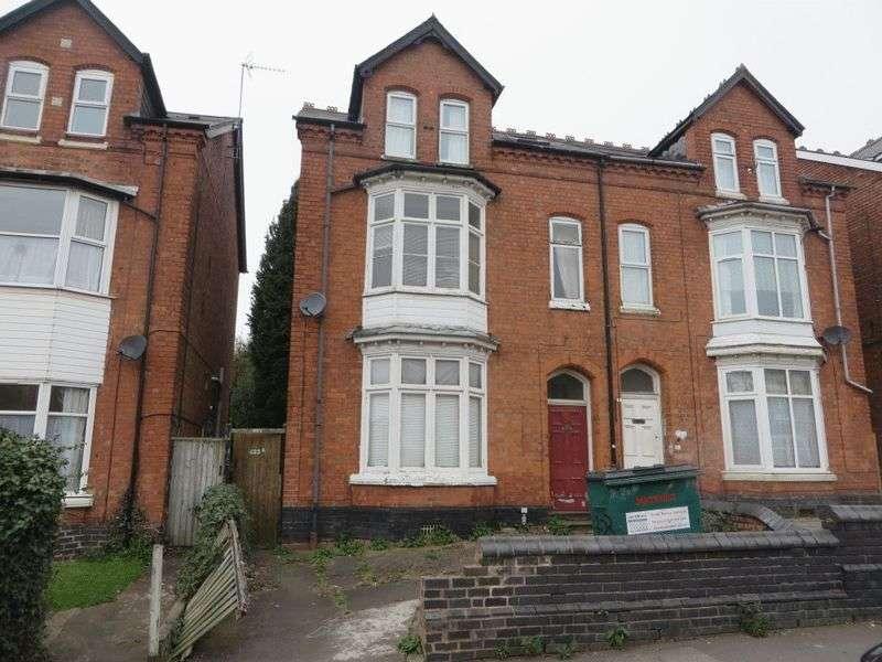6 Bedrooms Semi Detached House for sale in Gillott Road, Birmingham