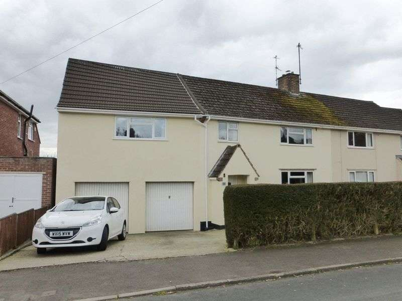 4 Bedrooms Semi Detached House for sale in Westbourne Grove, Yeovil