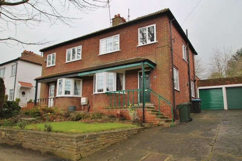 3 Bedrooms Semi Detached House for sale in The Avenue, Nunthorpe