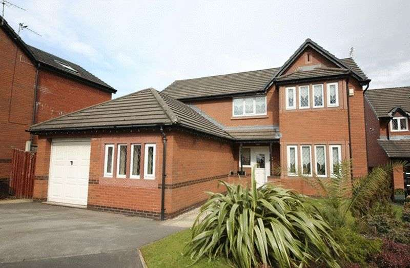 4 Bedrooms Detached House for sale in Meadow Oak Drive, Woolton, Liverpool, L25
