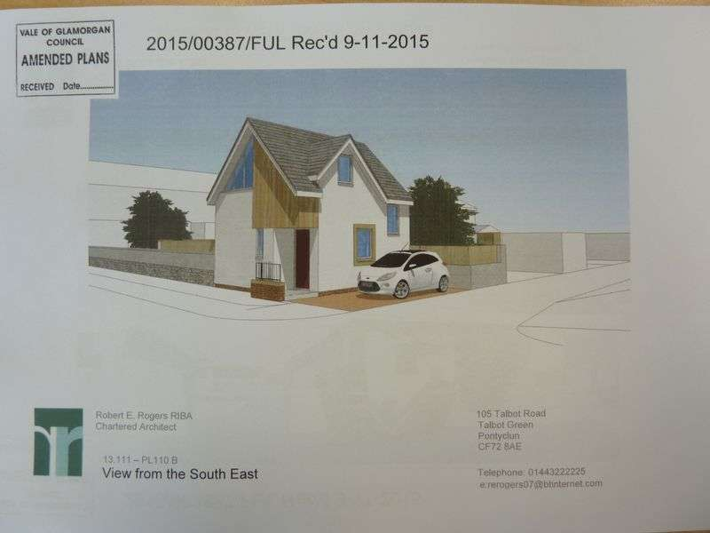 2 Bedrooms Land Commercial for sale in Station Road, Rhoose