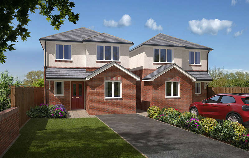 4 Bedrooms Detached House for sale in Common Edge Road, Blackpool