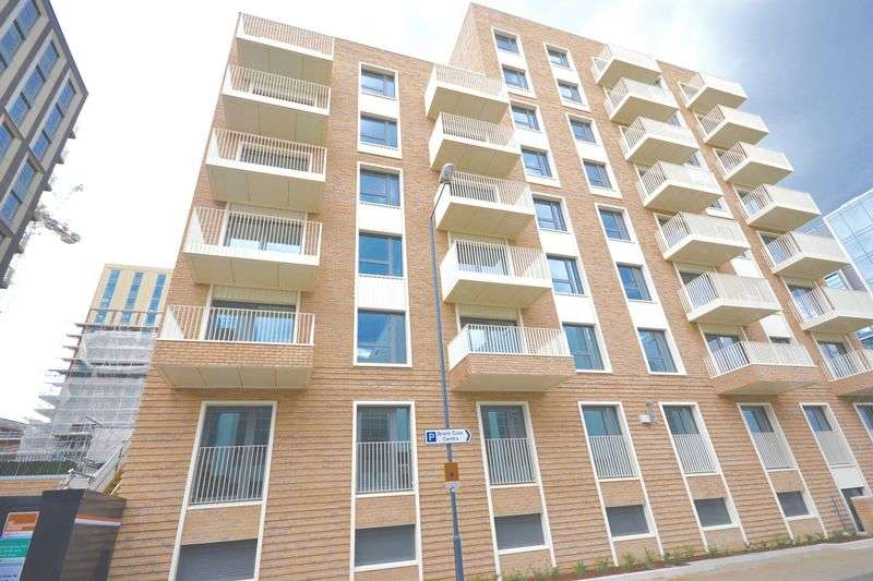 2 Bedrooms Flat for sale in North West Village, Wembley Park, HA9