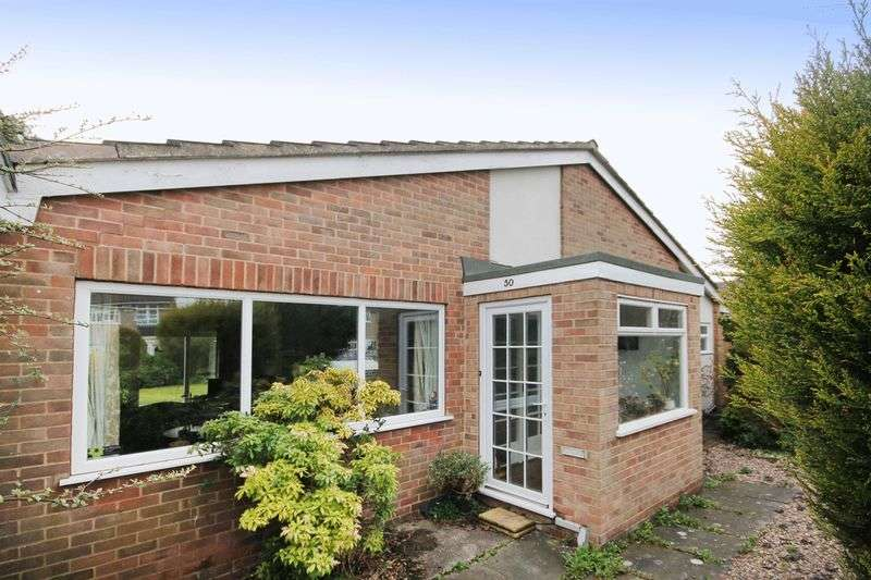 3 Bedrooms Detached Bungalow for sale in DAVENTRY CLOSE, MICKLEOVER