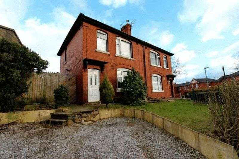 3 Bedrooms Semi Detached House for sale in Deal Street, Bury - No Chain