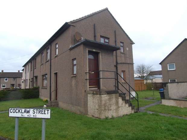 1 Bedroom Flat for sale in Cocklaw Street, Kelty, KY4