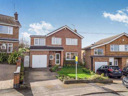 5 Bedrooms Detached House for sale in Morton Gardens, Radcliffe On Trent, Nottingham, Nottinghamshire