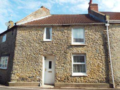 2 Bedrooms Terraced House for sale in Evercreech, Shepton Mallet, Somerset