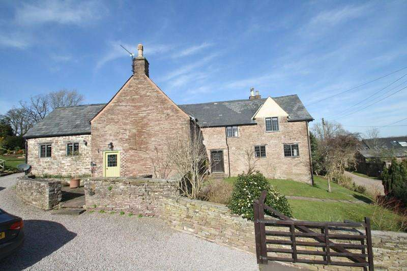 4 Bedrooms Country House Character Property for sale in Etloe, Blakeney