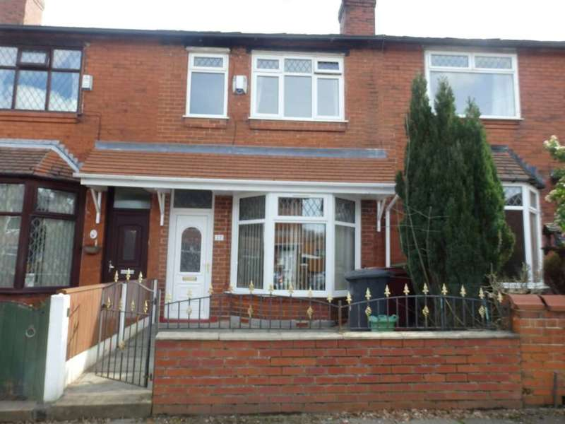 3 Bedrooms Terraced House for sale in Thorns Road, Astley Bridge