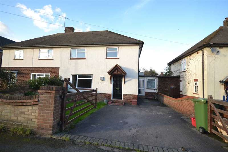 4 Bedrooms Semi Detached House for sale in Kensington Road, Brentwood