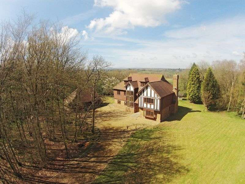 6 Bedrooms Detached House for sale in Grove HIll, Hellingly, East Sussex