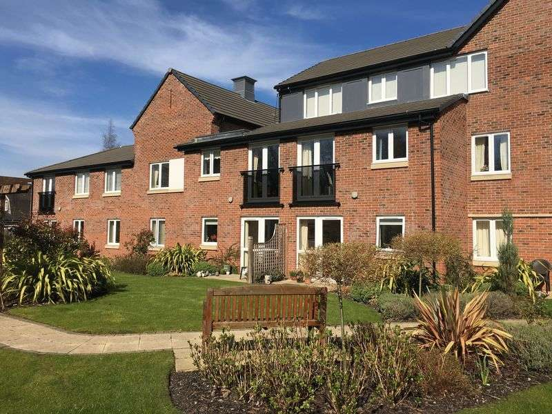 1 Bedroom Flat for sale in Hanna Court Wilmslow Road, Wilmslow: NO CHAIN one bed first floor retirement apartment