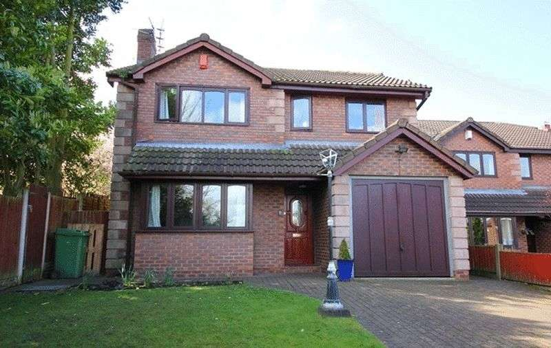 4 Bedrooms Detached House for sale in Barnside Court, Childwall, Liverpool, L16