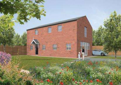 3 Bedrooms Detached House for sale in High Street, Tarvin, Chester, CH3