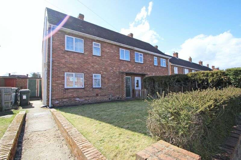 3 Bedrooms Semi Detached House for sale in ST. BERNARDS AVENUE, LOUTH