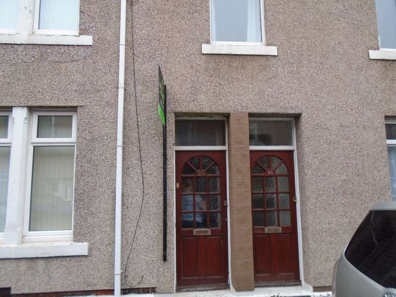 3 Bedrooms Flat for sale in Sidney Street, Blyth