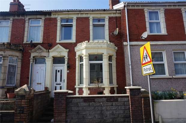 3 Bedrooms Terraced House for sale in Gwerthonor Place, Gilfach, BARGOED, Caerphilly