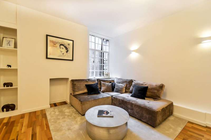 1 Bedroom Flat for sale in Britten Street, Chelsea, SW3