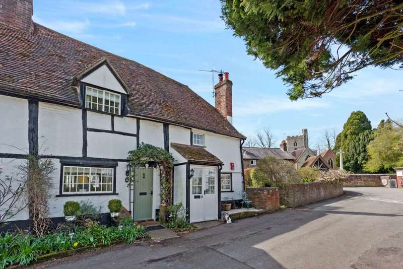 2 Bedrooms Terraced House for sale in Church Cottages, Great Gaddesden