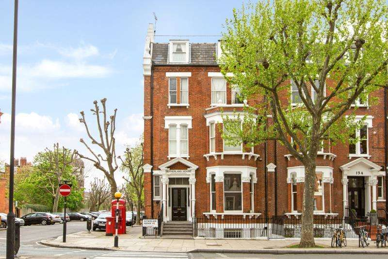 2 Bedrooms House for sale in Sutherland Avenue, Little Venice