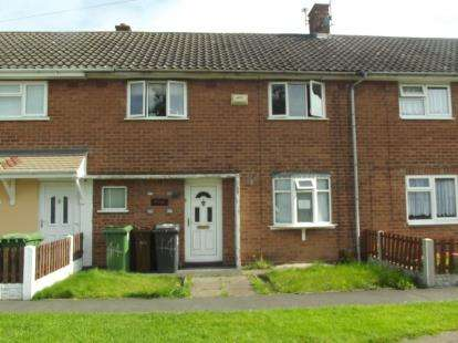 3 Bedrooms Terraced House for sale in Lewis Avenue, Wolverhampton