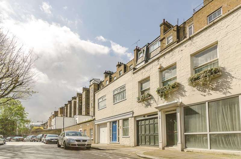2 Bedrooms House for sale in Aylesford Street, Pimlico, SW1V