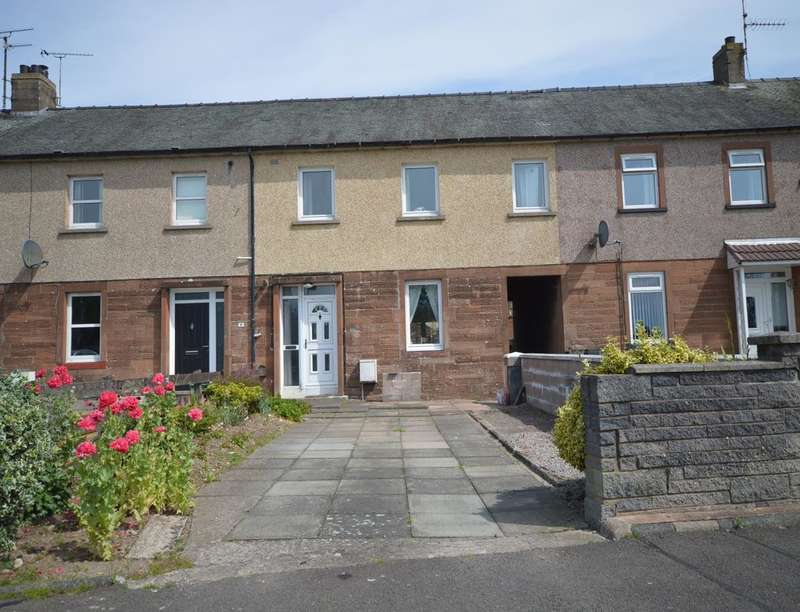 3 Bedrooms Property for sale in Rowan Drive, Dumfries, DG2