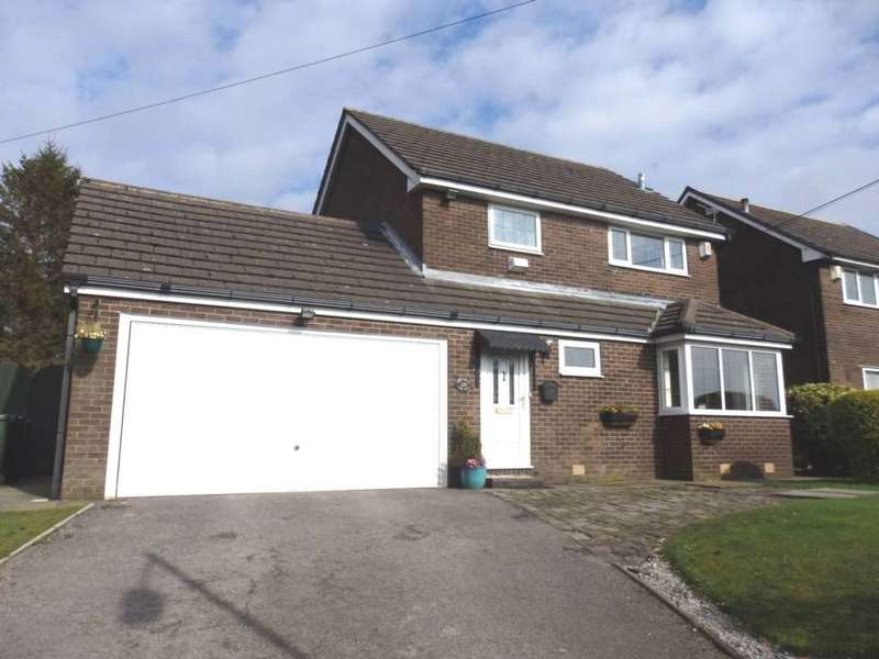 3 Bedrooms Detached House for sale in Markland Hill, Heaton