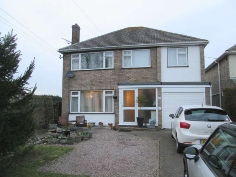 5 Bedrooms Detached House for sale in Frognall, Deeping St James, nr Peterborough