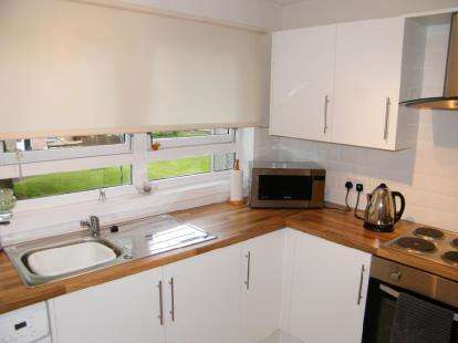 2 Bedrooms Flat for sale in Newburgh, Erskine