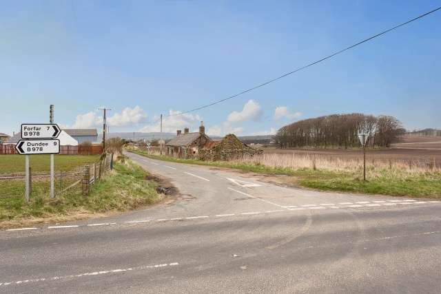 Residential Development Commercial for sale in , Forfar, Dundee, Angus, DD8 2NR