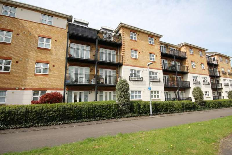2 Bedrooms Apartment Flat for sale in Ogden Park, Bracknell