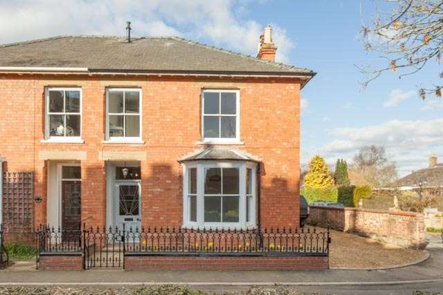 3 Bedrooms Semi Detached House for sale in Church street, Billingborough, Nottinghamshire, NG34
