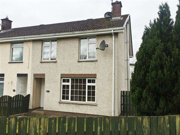 3 Bedrooms End Of Terrace House for sale in 41 Woodview Crescent