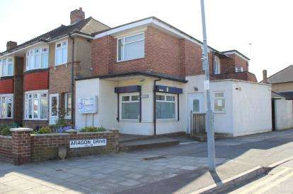 1 Bedroom Flat for sale in Ilford