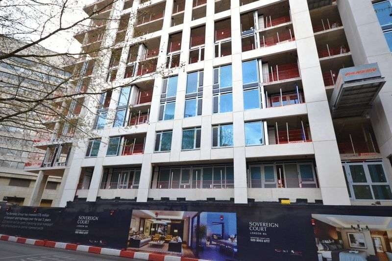 2 Bedrooms Flat for sale in Montpellier House, Sovereign Court, Hammersmith W6