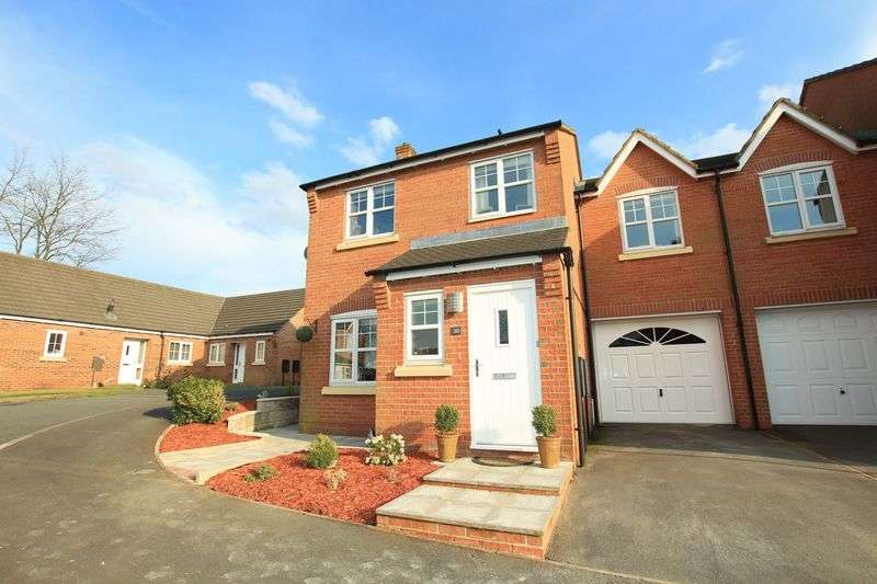 4 Bedrooms Detached House for sale in Briarswood, Biddulph
